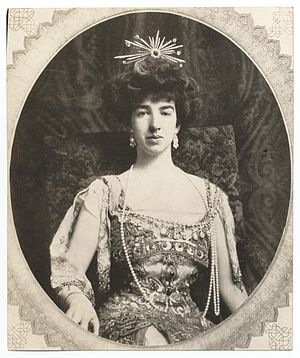 Gertrude Vanderbilt Whitney - circa 1909