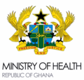 Ghana Ministry of Health Logo.png