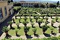 Giardino della villa medicea di castello, veduta 08.JPG
