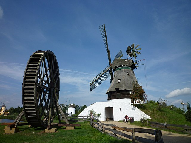 International Wind- and Watermill Museum