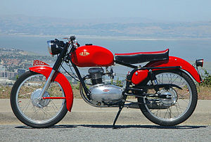 Gilera - 1954 Gilera 150 Sport