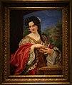 Giovan battista gaulli, ritratto di giulia massimo come cleopatra.jpg