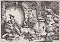 Giovanni B. Castiglione - Circe with companions of Ulysses changed into animals - Google Art Project.jpg