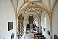 Glanegg Maria Feicht Filialkirche hl. Maria Langhaus 17042013 7921.jpg