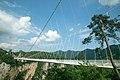 Glass Bridge in Zhangjiajie China.jpg