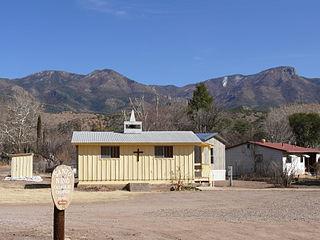 Census-designated place in New Mexico, United States