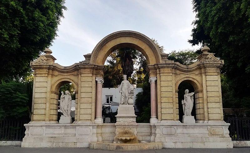 Archivo:Glorieta de San Diego (Sevilla).jpg
