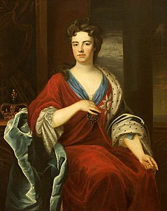 Godfrey Kneller (1646-1723) (after) - Queen Anne (1665–1714) - 453783 - National Trust.jpg