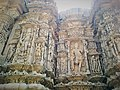 Godly figurines carved in stone, an offering to Lord Surya by the long forgotten craftsmen of a bygone era.jpg