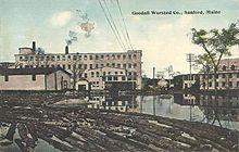 Goodall Mills C 1912
