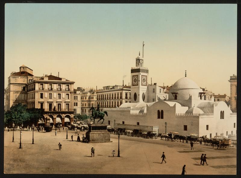 File:Government Place, Algiers, Algeria WDL2455.png