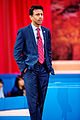Governor of Louisiana Bobby Jindal at CPAC 2015 by Michael S. Vadon 14.jpg