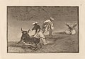 Goya - Capean otro encerrado (They Play Another with the Cape in an Enclosure).jpg