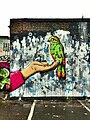 Graffiti in Shoreditch, London - Bird by id-ion (9425027548).jpg