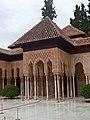 Granada, Alhambra, Patio de los Leones (06).jpg