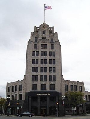 Granite Trust Company - Image: Granite Trust Company Building