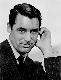 Cary Grant English-born American actor