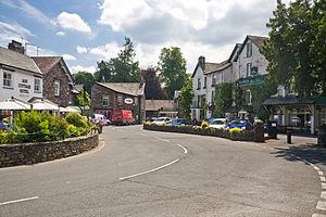 Grasmere - Image: Grasmere 2, Cumbria June 2009