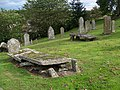 Graveyard, Kirkton of Kingoldrum - geograph.org.uk - 1532735.jpg