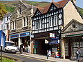 Great Malvern - Detail of Town.JPG