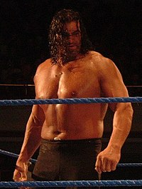 Great Khali w WWE