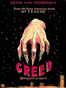 Image result for Greed 1924