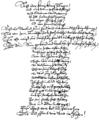Greiffenberg Figurengedicht Handschrift.png