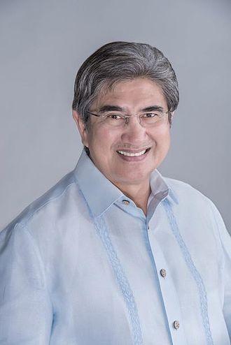 Philippine Senate election, 2016 - Image: Gringo Honasan