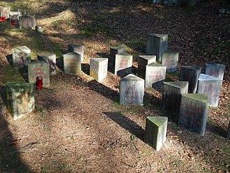 Begunje na Gorenjskem - Mass Grave in the Draga Valley