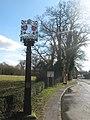 Groombridge Village Sign - geograph.org.uk - 1735743.jpg
