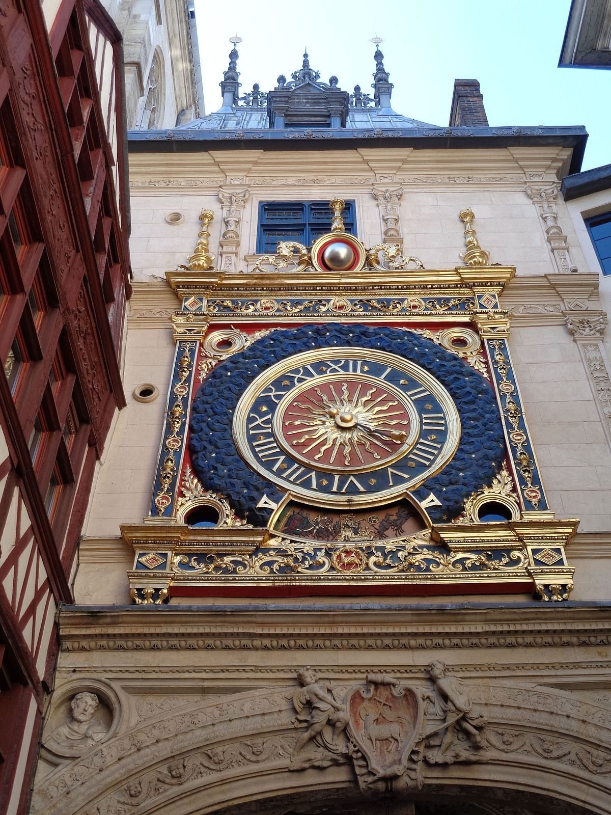 Excellent grosse pendule with grosse pendule for Grosse horloge design