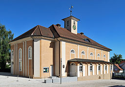 Grosser Betsaal Brüdergemeinde Korntal (2)