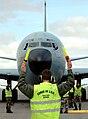 Ground crew with a C-135FR.jpg