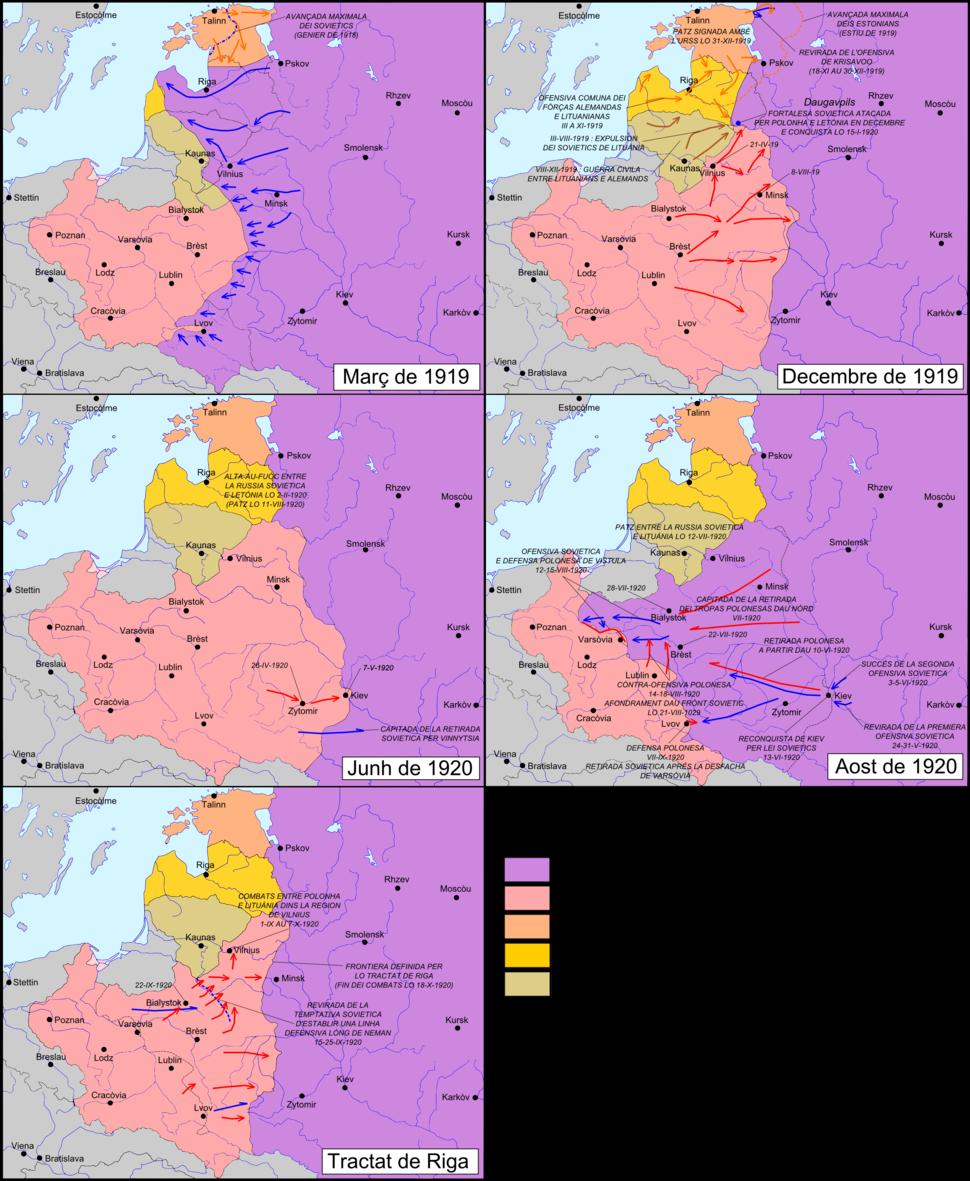 Guèrra Sovietopolonesa (1919-1921)