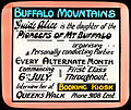Guide Alice advertisement, Buffalo Mountains, c1900-30s.jpeg