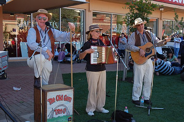 Traditional music from bask country