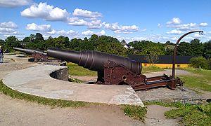 Suomenlinna - Guns of Suomenlinna