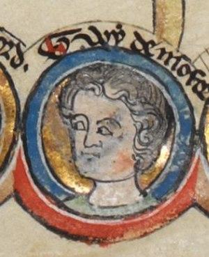 Guy de Montfort, Count of Nola - Image: Guy Montfort