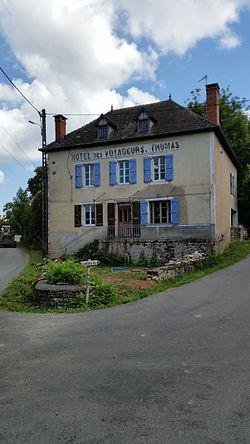 Hôtel des Voyageurs - Rue d'Aynac.jpg