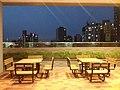 HKU 香港大學 PFL campus 薄扶林校園 Chow Yei Ching Building 周亦卿樓 interior evening April 2019 SSG 09.jpg