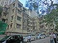 HK 大坑 Tai Hang 浣紗街 65-71 Wun Sha Street 融苑 Concord Villas facade Apr-2014 carpark n visitors.JPG