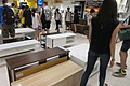 HK 銅鑼灣 CWB 宜家家居 IKEA shop furniture living room cabinets n visitors July 2017 IX1.jpg