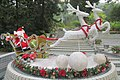 HK Park 香港公園 Santa Claus vehicle decoration December 2018 IX2 02.jpg