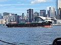 HK Star Ferry tour view 維多利亞海港 Victoria Harbour July 2020 SS2 03.jpg