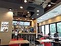HK WC 灣仔 Wan Chai 莊士敦道 112 Johnston Road 太原街 Tai Yuen Street 雙喜樓 Sheung Hei House KFC Restaurant interior October 2019 SS2 08.jpg
