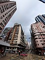 HK tram view Shek Tong Tsui to Sai Ying Pun Des Voeux Road West Sheung Wan Des Voeux Road Central September 2020 SS2 22.jpg