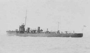 HMS Acheron (1911) - Image: HMS Acheron (1911)