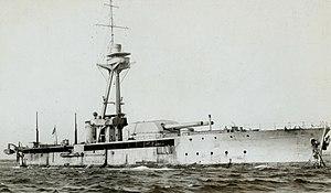 HMS Roberts (1915) - Image: HMS Roberts NARA 45513189