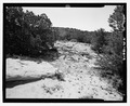 HOGAN RUINS, LOOKING SOUTHEAST - Overlook Pueblito, Superior Mesa, Dulce, Rio Arriba County, NM HABS NM-184-9.tif