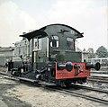 HUA-151598-Afbeelding van de locomotor nr 363 serie 200 300 van de NS bij de hoofdwerkplaats te Tilburg.jpg